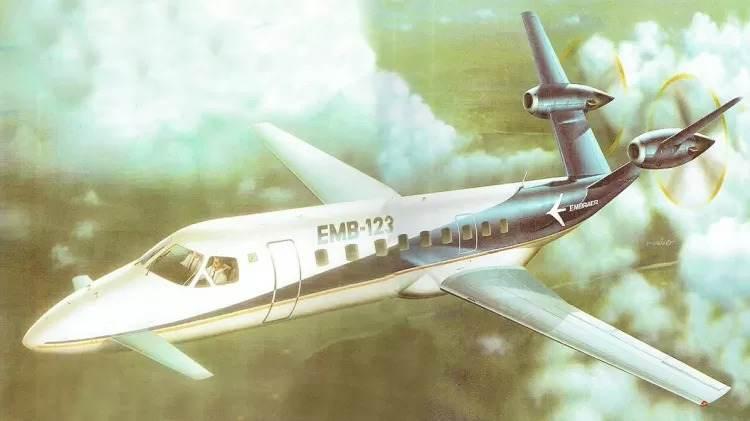Embraer 123