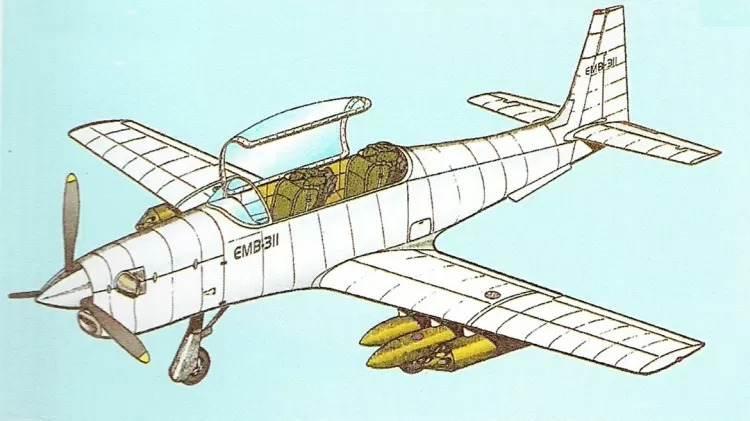 Embraer 311