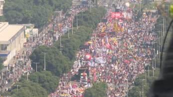 Atos acontecem um dia após o STF autorizar abertura de inquérito para apurar atuação de Jair Bolsonaro (sem partido) na compra da Covaxin