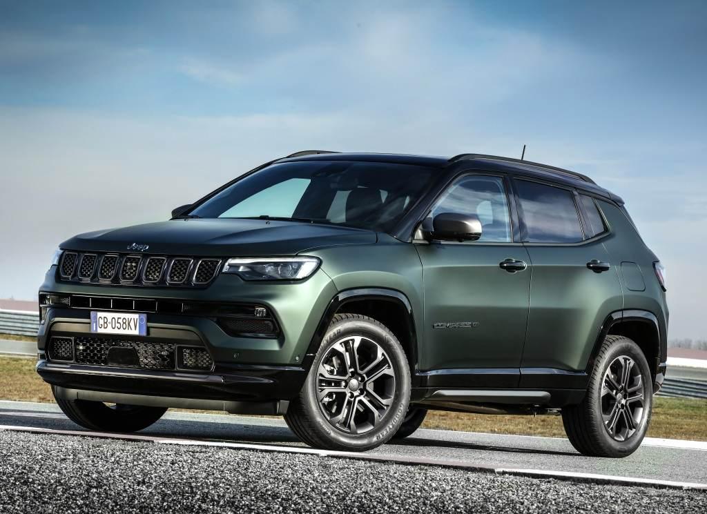 Jeep híbrido 2021