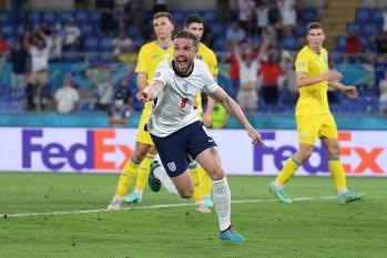 Reta final será disputada no Wembley Stadium, em Londres; Itália e Espanha se enfrentam na terça (6), enquanto Inglaterra e Dinamarca vão a campo na quarta (7)