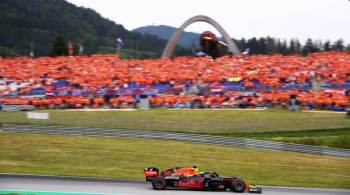 Holandês da Red Bull também marcou volta mais rápida. Lewis Hamilton ficou em quarto; Valtteri Bottas e Lando Norris completam o pódio