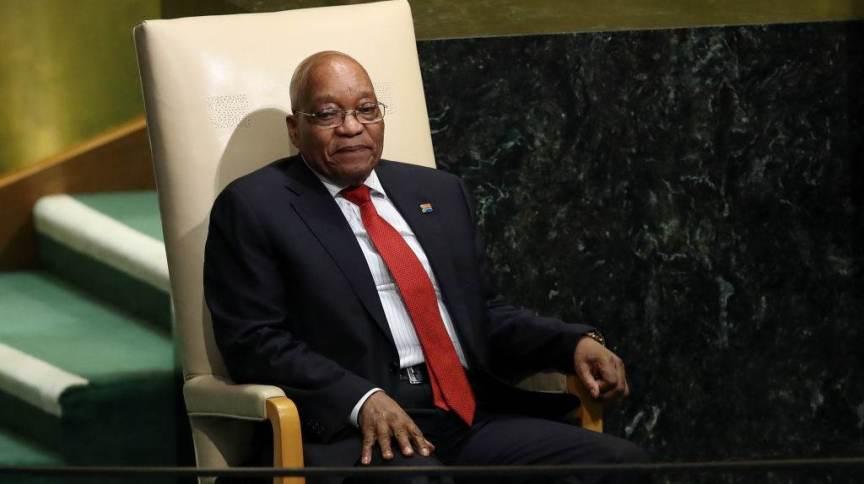 Jacob Zuma, ex-presidente da África do Sul, foi colocado em liberdade condiconal
