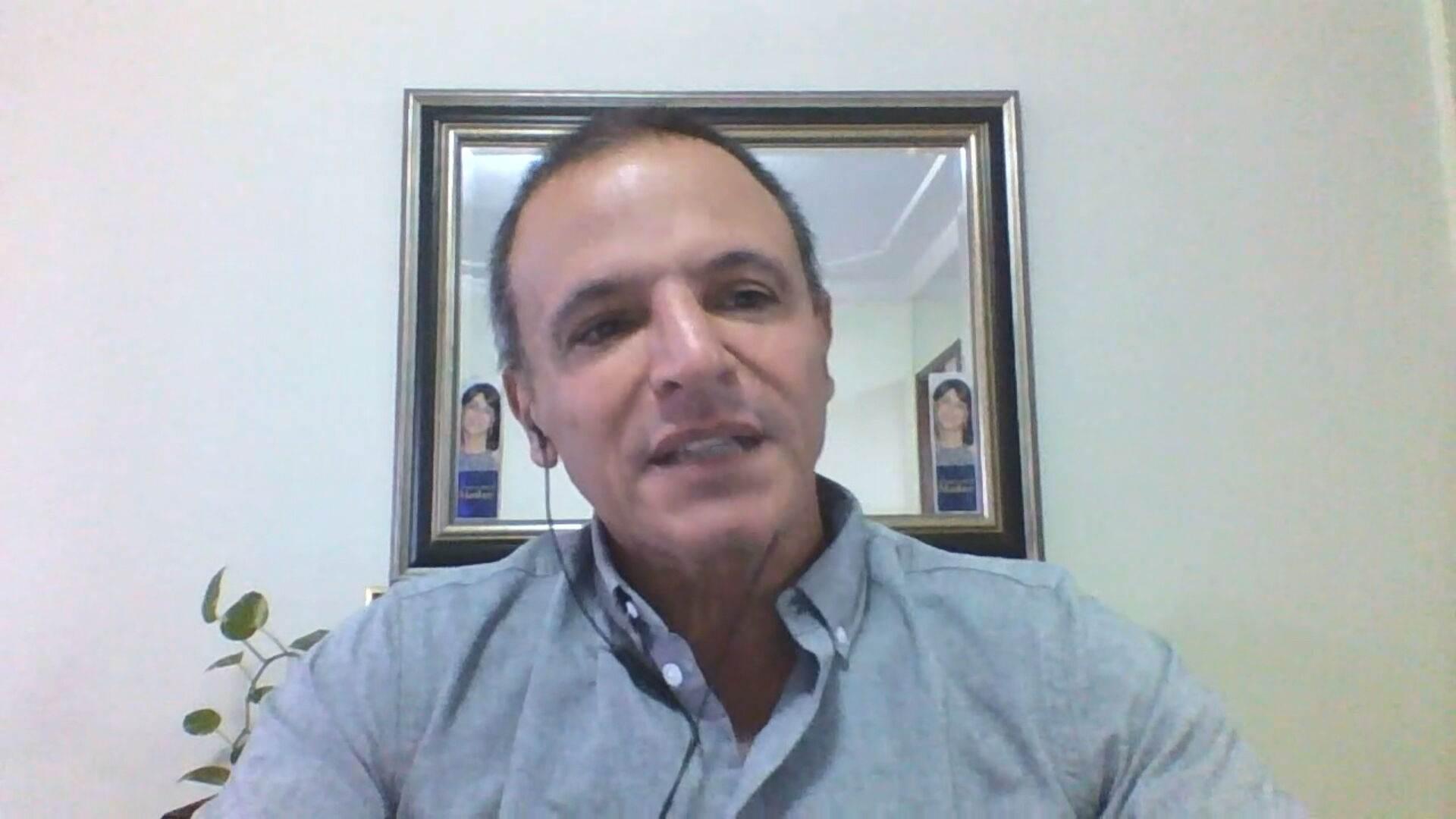 Senador Marcio Bittar (MDB-AC) em entrevista à CNN (05.jul.2021)