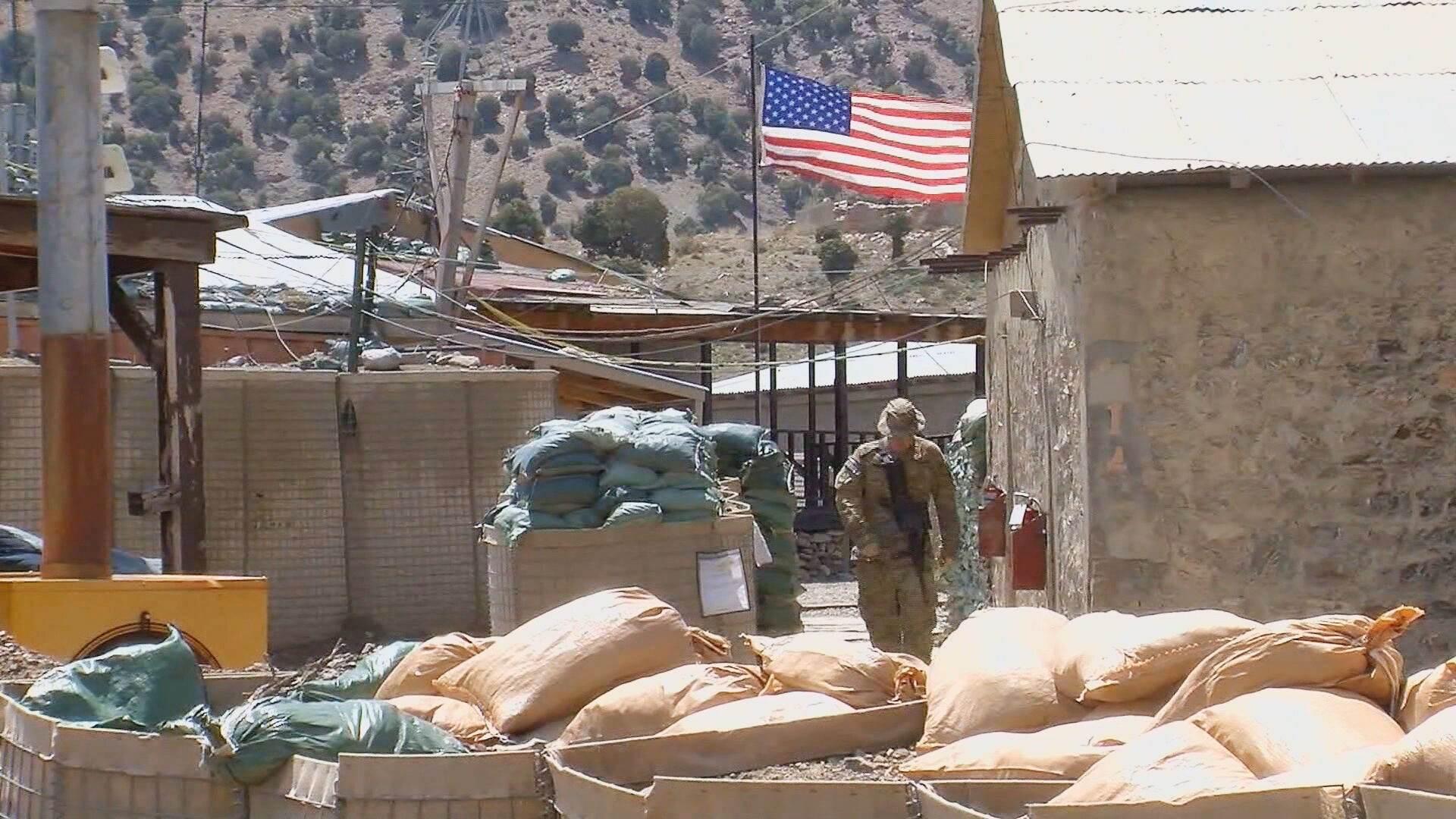 Tropas norte-americanas se retiram gradualmente do Afeganistão