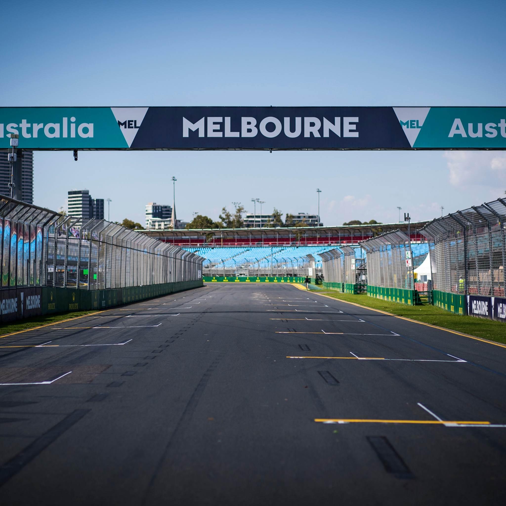 GP da Austrália de Fórmula 1/Divulgação