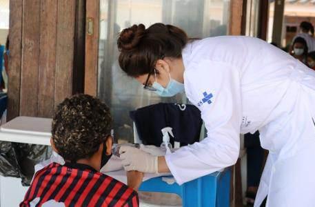 Vacinação em Paquetá, Rio de Janeiro, já mostra resultados
