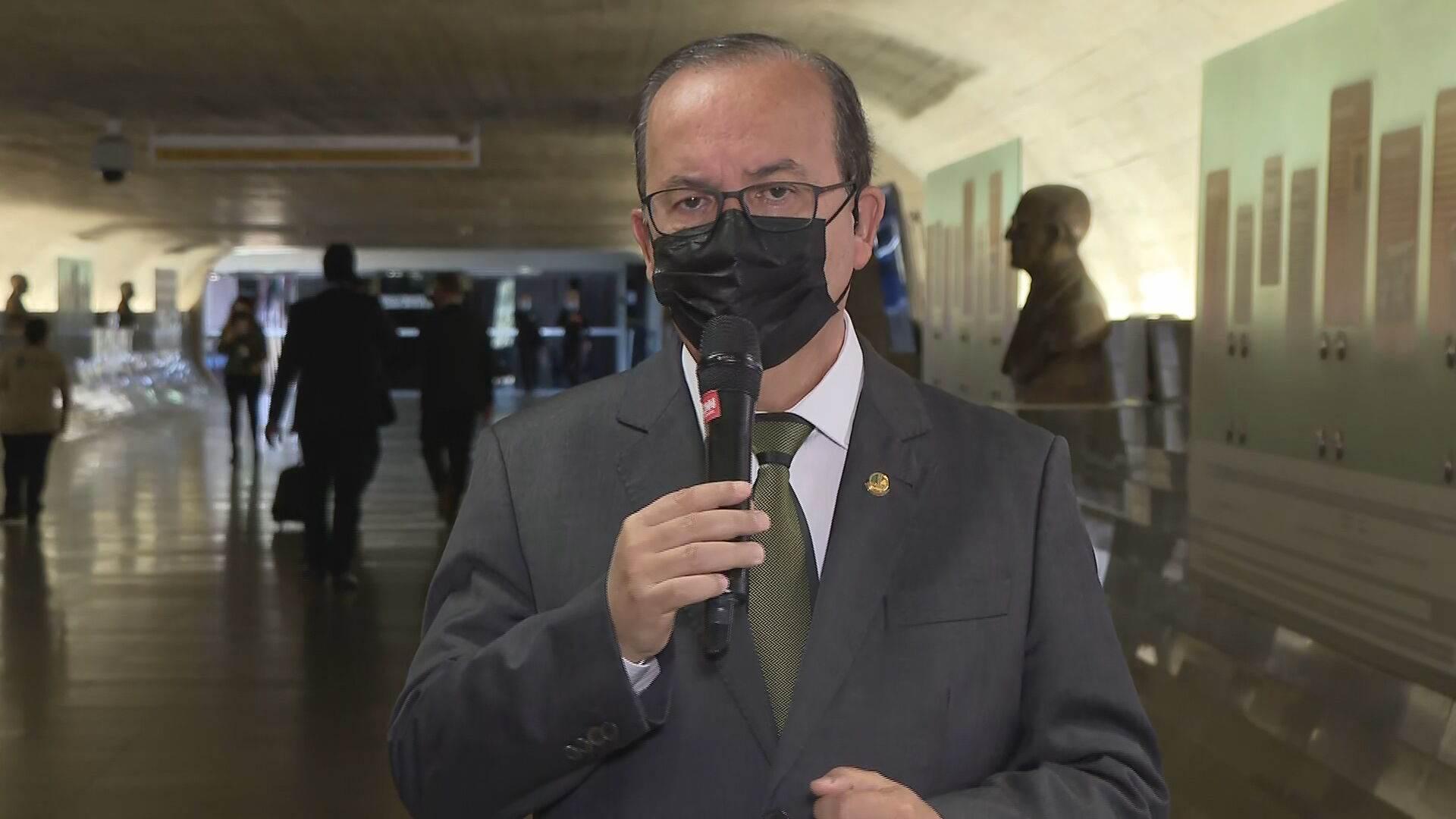 senador Jorginho Mello (PL-SC)