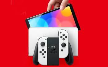 Além da tela de maior qualidade com sete polegadas, melhorias também foram feitas no áudio e na base de apoio do console