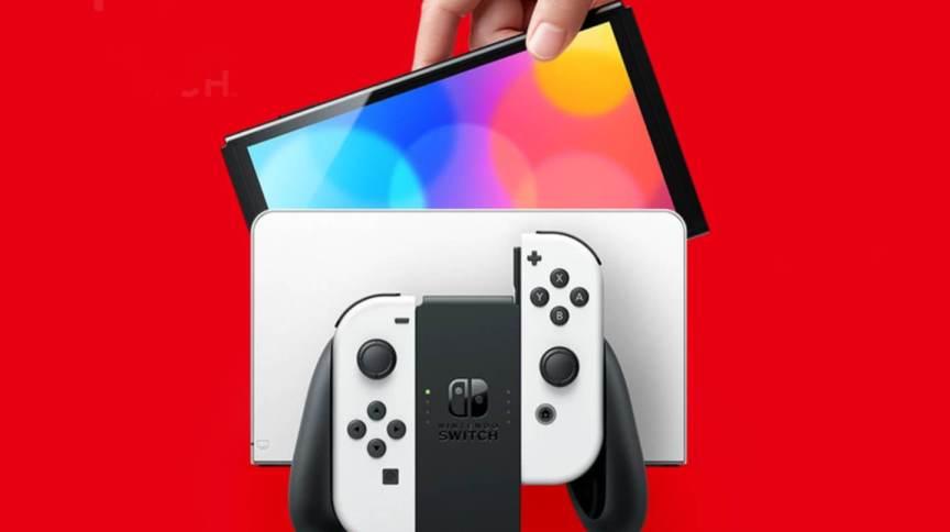 Novo Nintendo Switch, com tela OLED de sete polegadas