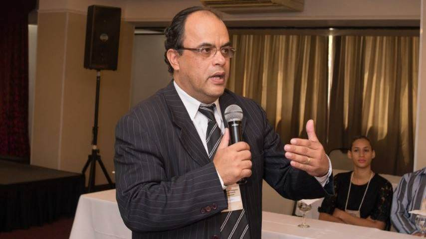 Amilton Gomes de Paula preside a Secretaria Nacional de Assuntos Humanitários