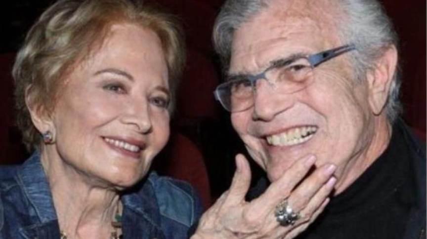 O casal de Glória Menezes e Tarcísio Meira