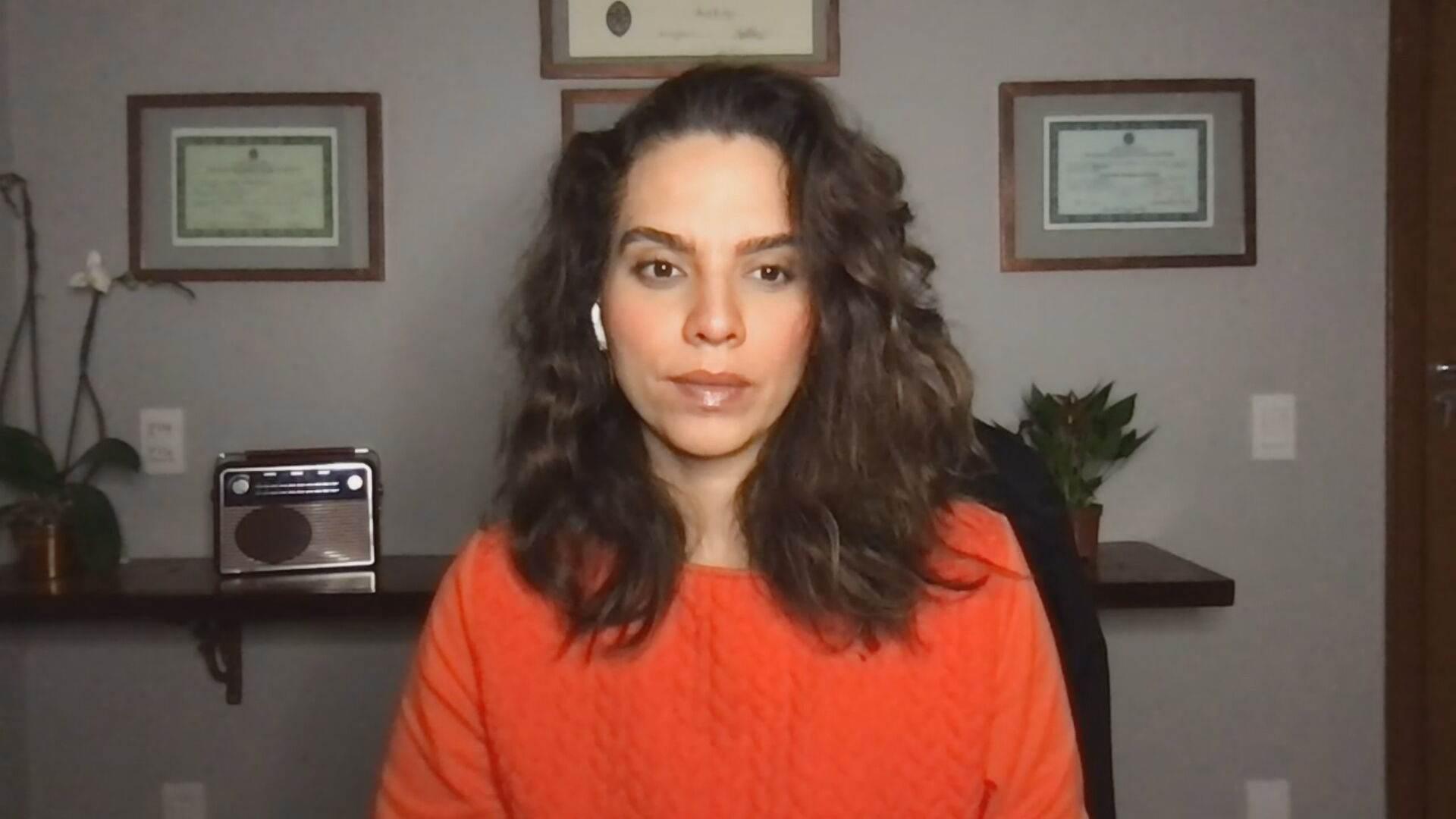 A médica infectologista Luana Araújo conversou com a CNN sobre a variante Delta