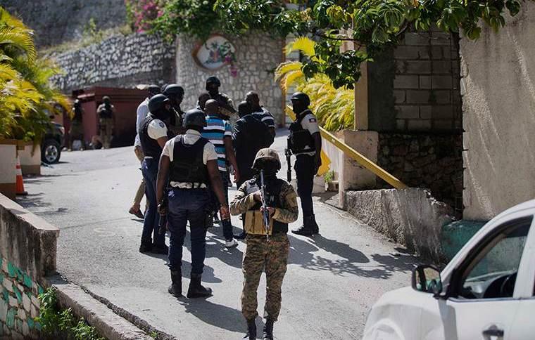 O presidente do Haiti, Jovenel Moise, foi morto em um ataque em sua residência
