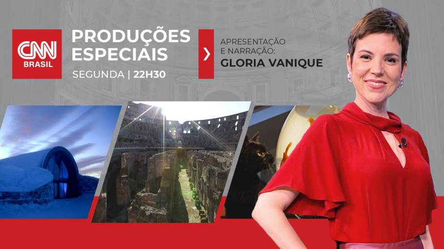 Produções Especiais com Gloria Vanique