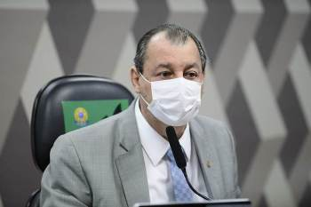 Presidente da CPI da Pandemia diz que adulteração revelada pela CGU nesta quinta-feira (29) já havia sido apontada na comissão
