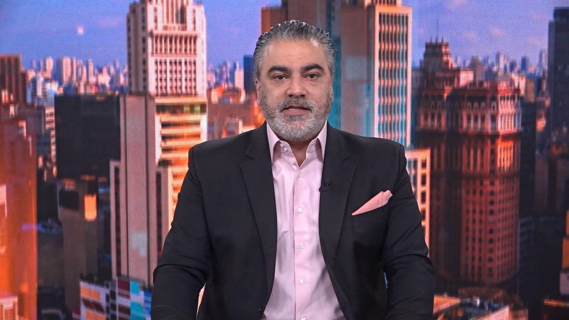 Thiago Anastácio, advogado criminalista