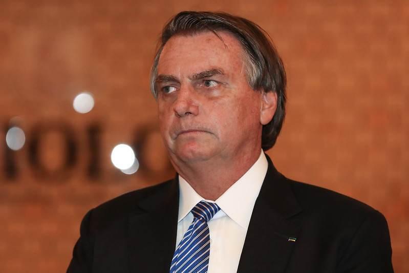Presidente Jair Bolsonaro em Bento Gonçalves, no Rio Grande do Sul