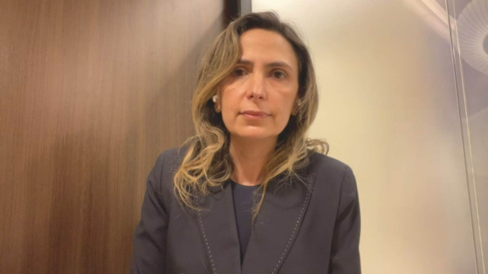 A médica intensivista e cardiologista Ludhmila Hajjar (10.Jul.2021)