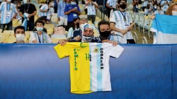 Prefeitura do Rio de Janeiro liberou 10% das arquibancadas do Maracanã para a final da competição