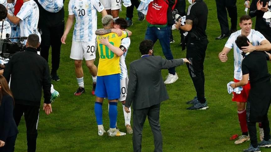 Partida entre Brasil e Argentina terá a presença de 12 mil torcedores