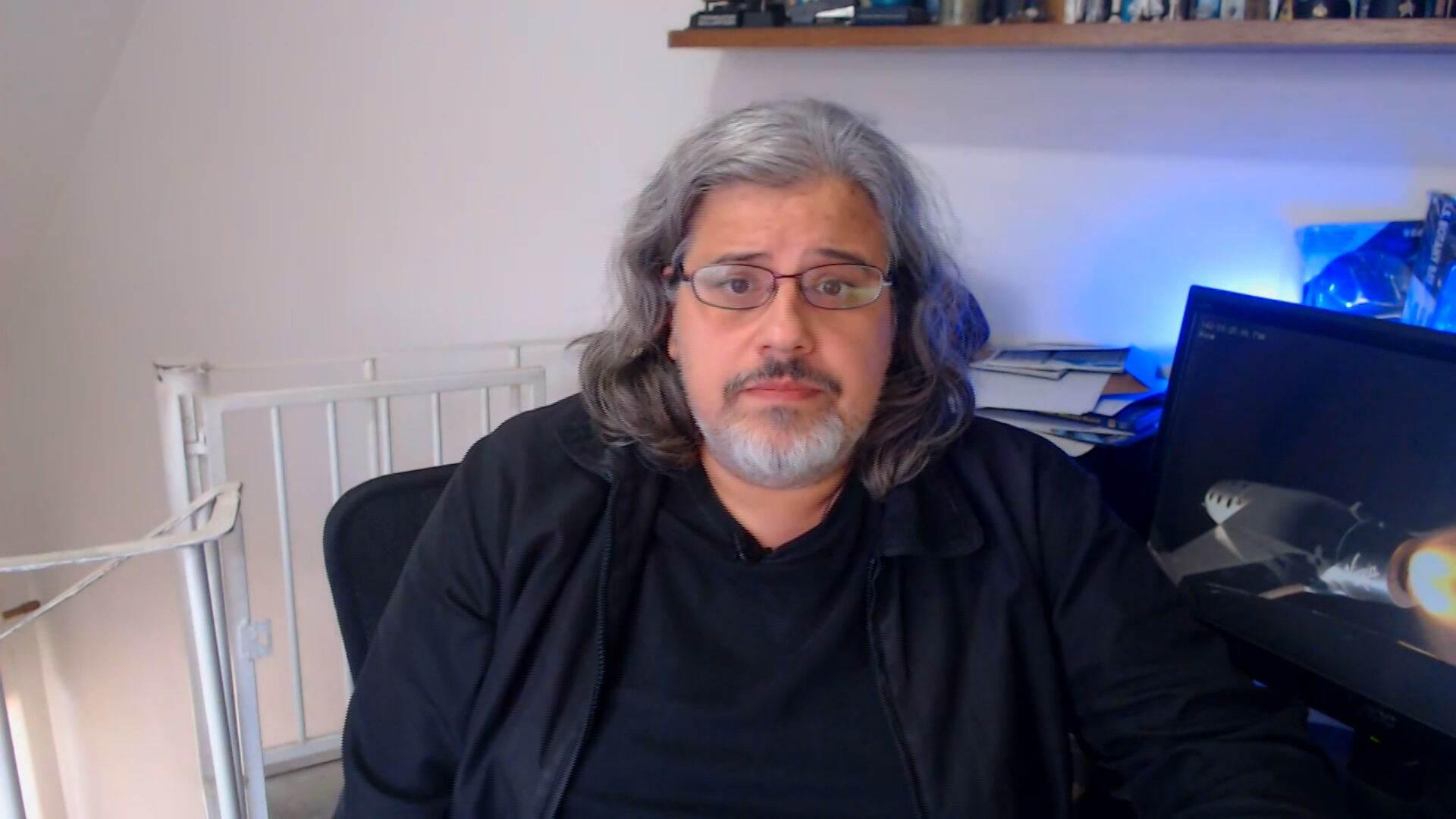 Salvador Nogueira, jornalista de ciência e sócio fundador da AAB (11.Jul.2021)