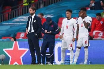 Após derrota da Inglaterra na final da Eurocopa, jogadores negros foram atacados nas redes sociais