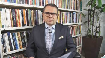No quadro Liberdade de Opinião, jornalista repercutiu entrevista à CNN do presidente da Câmara dos Deputados