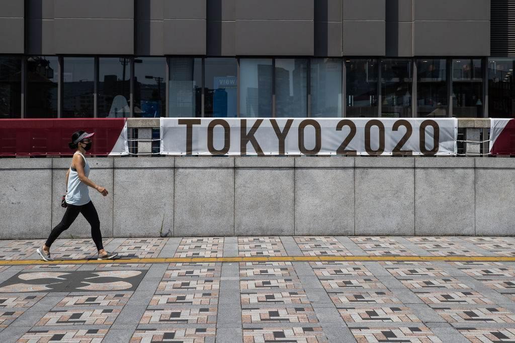 Anúncio da Olimpíada em Tóquio