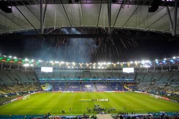 Proposta é fazer a partida da próxima quinta-feira (12) um evento teste para a reabertura gradual do Maracanã