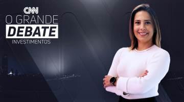 O Grande Debate - Investimentos, apresentado por Priscila Yazbek