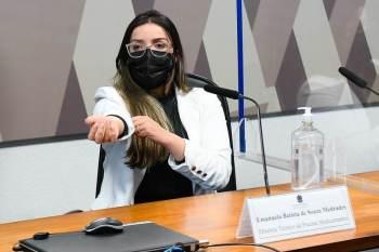 A fatura internacional não consta do contrato do ministério com a firma brasileira, com uma série de erros, de acordo com depoentes à CPI