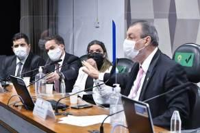 Expectativa da comissão era ouvir o reverendoAmilton Gomes de Paula; depoimento do religioso, no entanto, foi adiado por conta de problemas de saúde