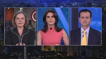 Presidentes avaliam formação de terceira via nas eleições na estreia do programa da CNN Brasil