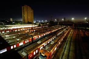 Ao menos quatro linhas foram afetadas pela paralisação; ferroviários decidiram greve após uma audiência com TRT-SP terminar sem acordo