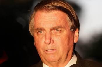 """O Brasil está polarizado hoje, sou eu e o ex-presidiário que vão disputar as eleições no ano que vem,"""" disse o presidente"""