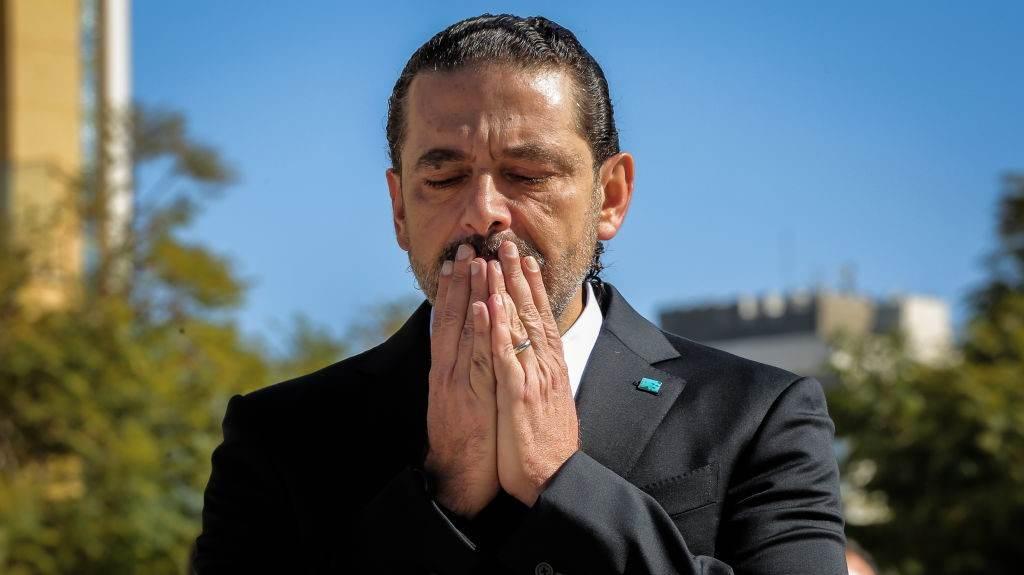 Saad Hariri desistiu de formar um novo gabinete por discordâncias com o presiden