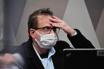 Representante da Davati foi questionado acerca do suposto caso de propina envolvendo a compra de vacinas AstraZeneca contra a Covid-19