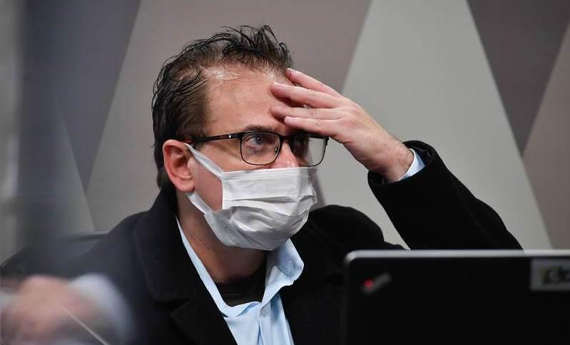 Cristiano Carvalho, da Davati Medical Supply
