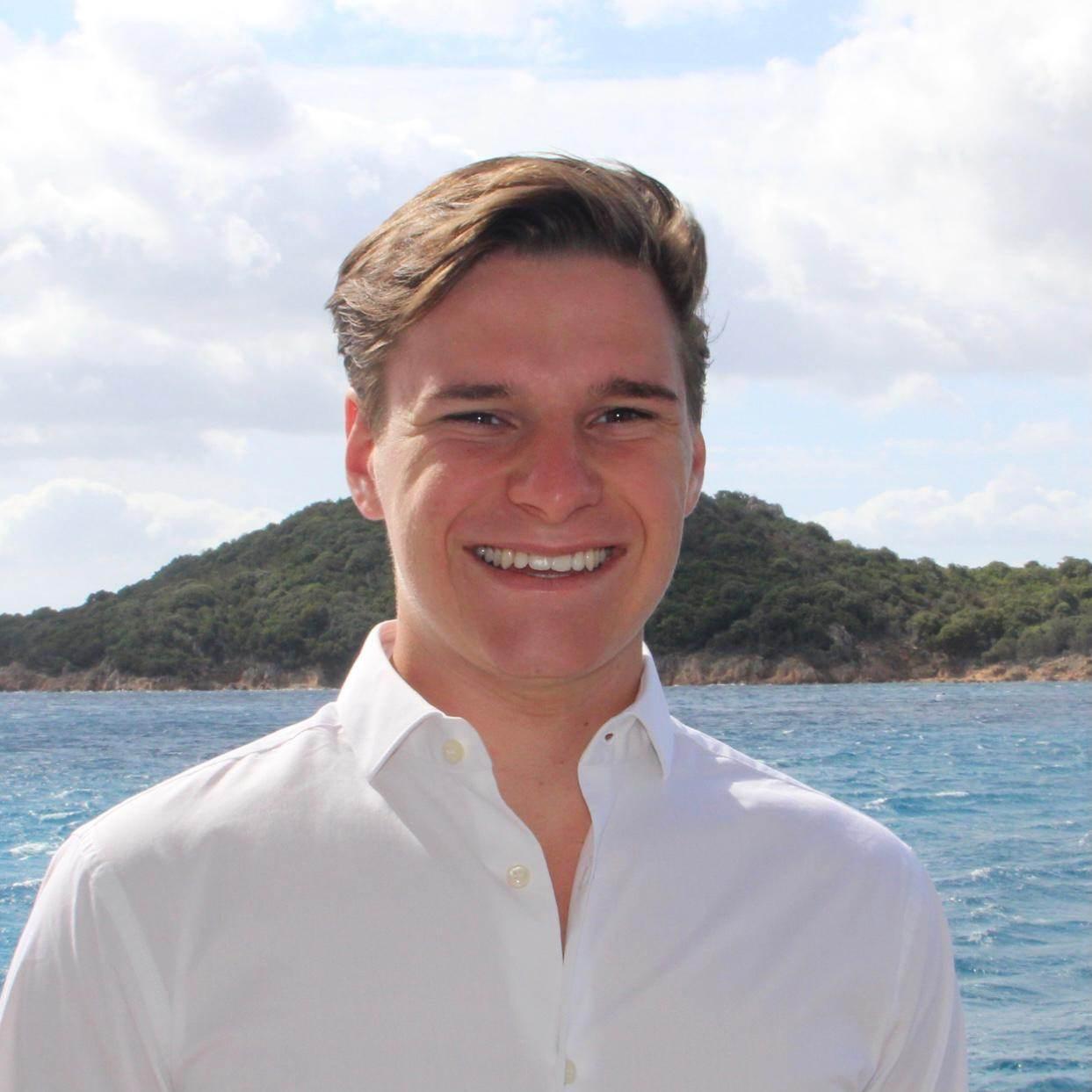 Oliver Daemen, mais jovem a ir ao espaço