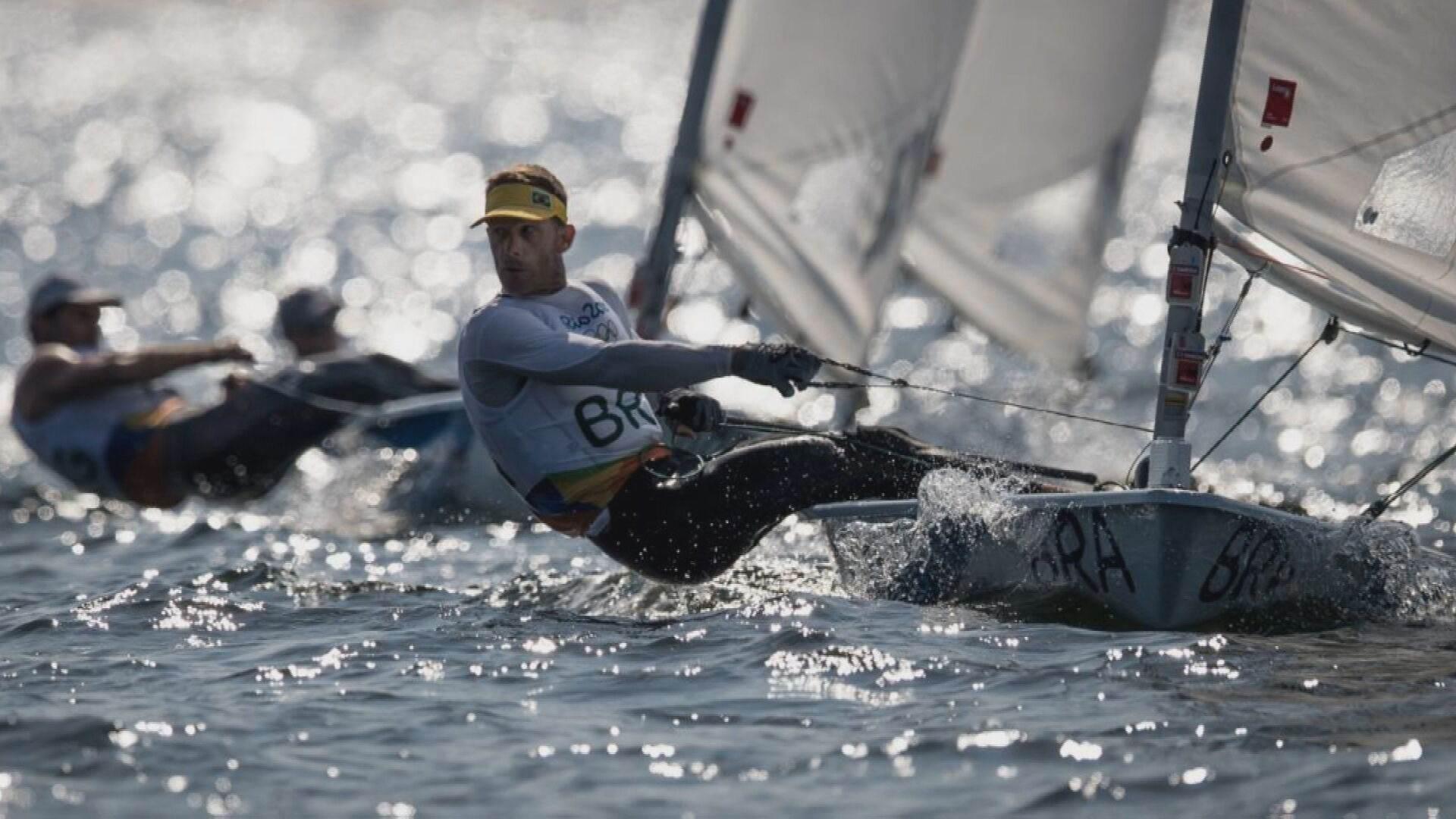 Velejador Robert Scheidt vai para sua sétima Olimpíada (15.jul.2021)