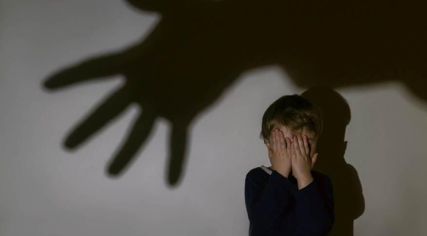 Violência contra crianças
