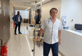 Segundo o cirurgião Antônio Macedo, o presidente Jair Bolsonaro não tem mais obstrução intestinal