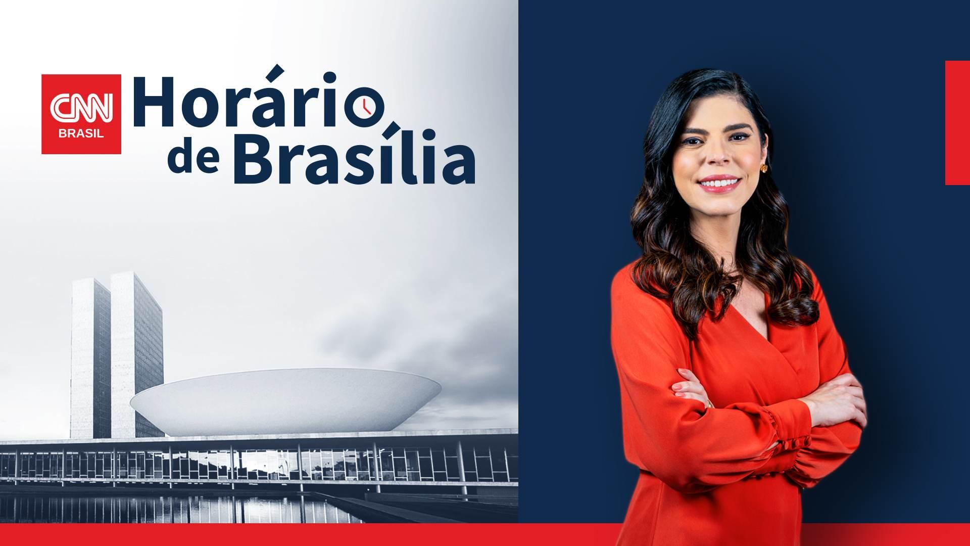 Horário de Brasília, podcast com Renata Agostini