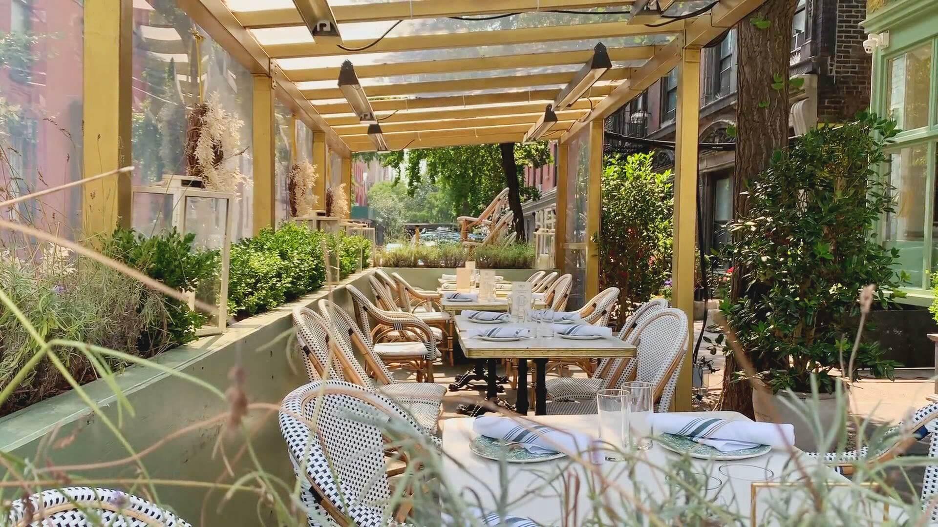 Faixas de rua podem ser utilizadas por restaurantes em Nova York