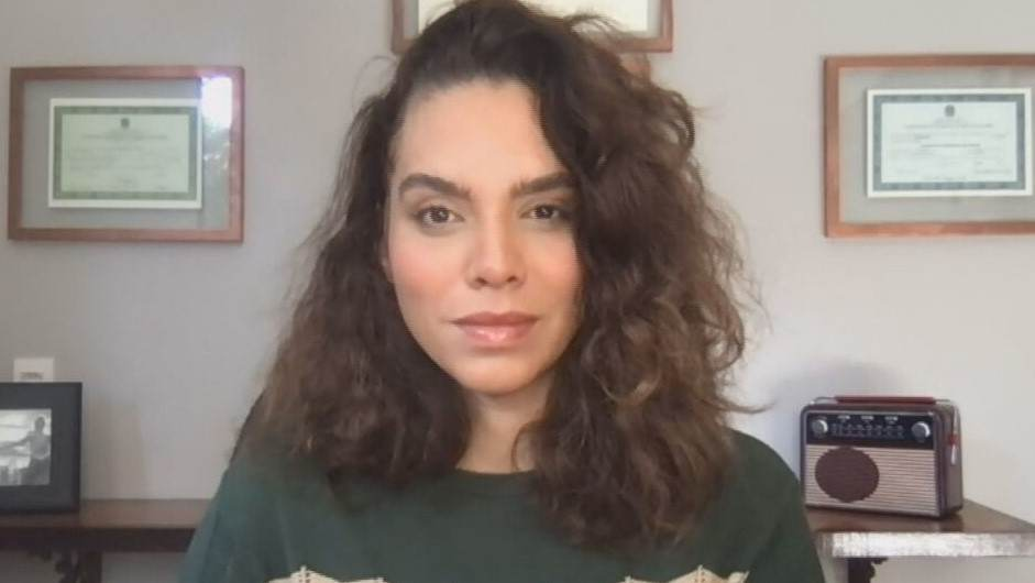 Infectologista Luana Araújo (17-07-2021)