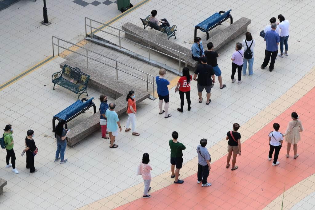 Covid-19 em Singapura