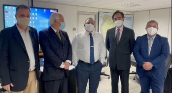 Marquinhos Show afirma à CNN que não houve negociação no vídeo em que ex-ministro aparece com empresários que ofereciam a Coronavac