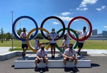 Jogos de Tóquio começam na próxima sexta-feira, dia 23