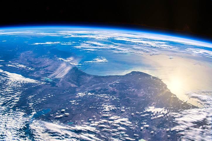 Estudo avaliou o reflexo do sol na Terra por 20 anos